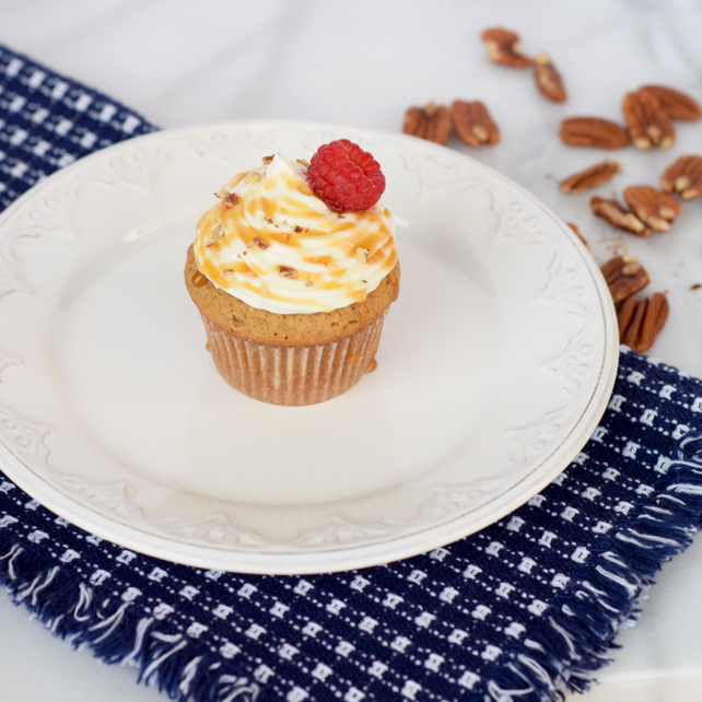 Sweet Potato Cupcake Recipe