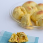 Ham & Cheese Pull Apart Biscuits