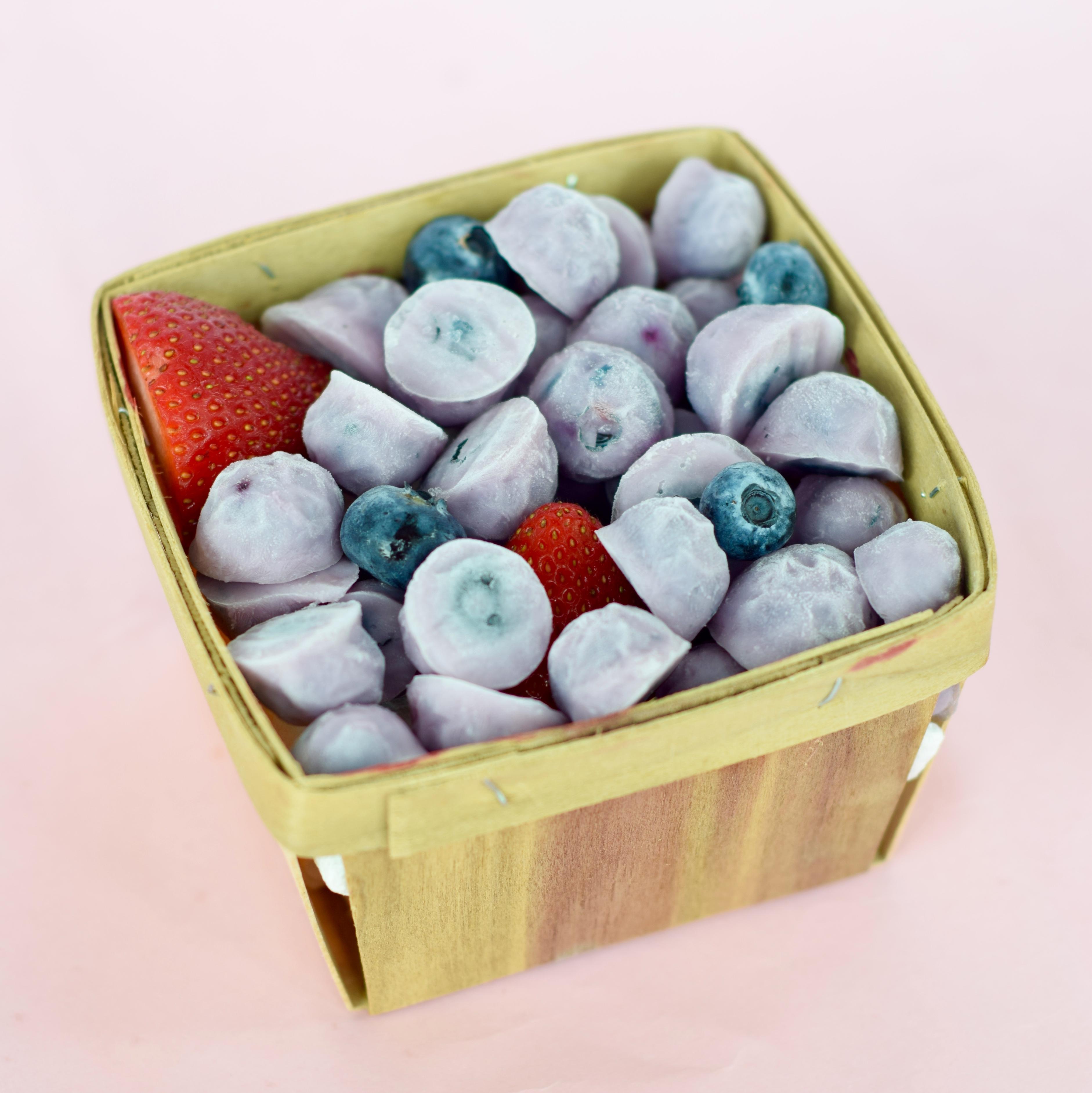 Yogurt Covered Berries Recipe