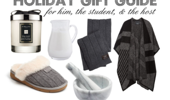 Holiday Gift Blog Guide