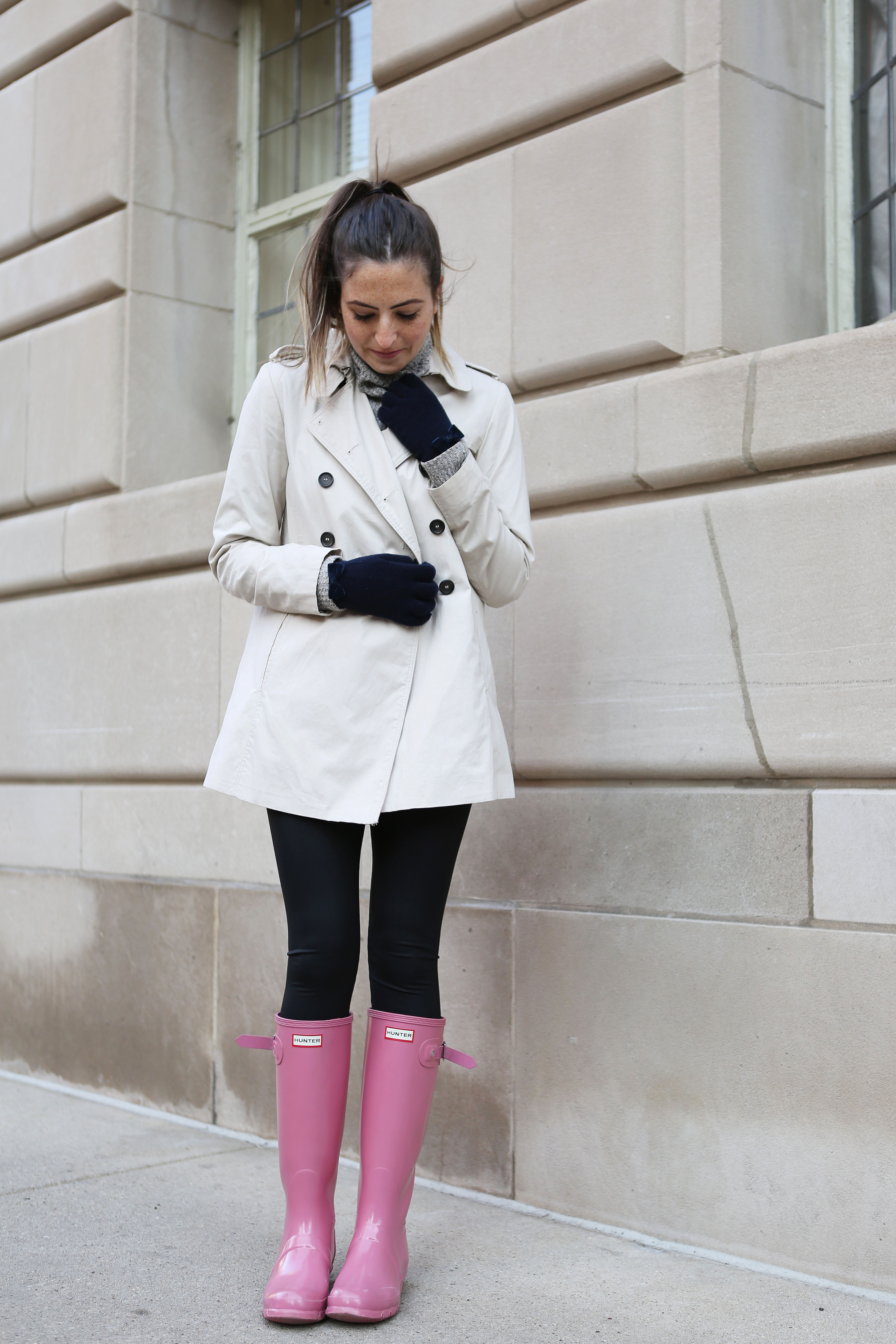 Chicago Winter Style Fashion