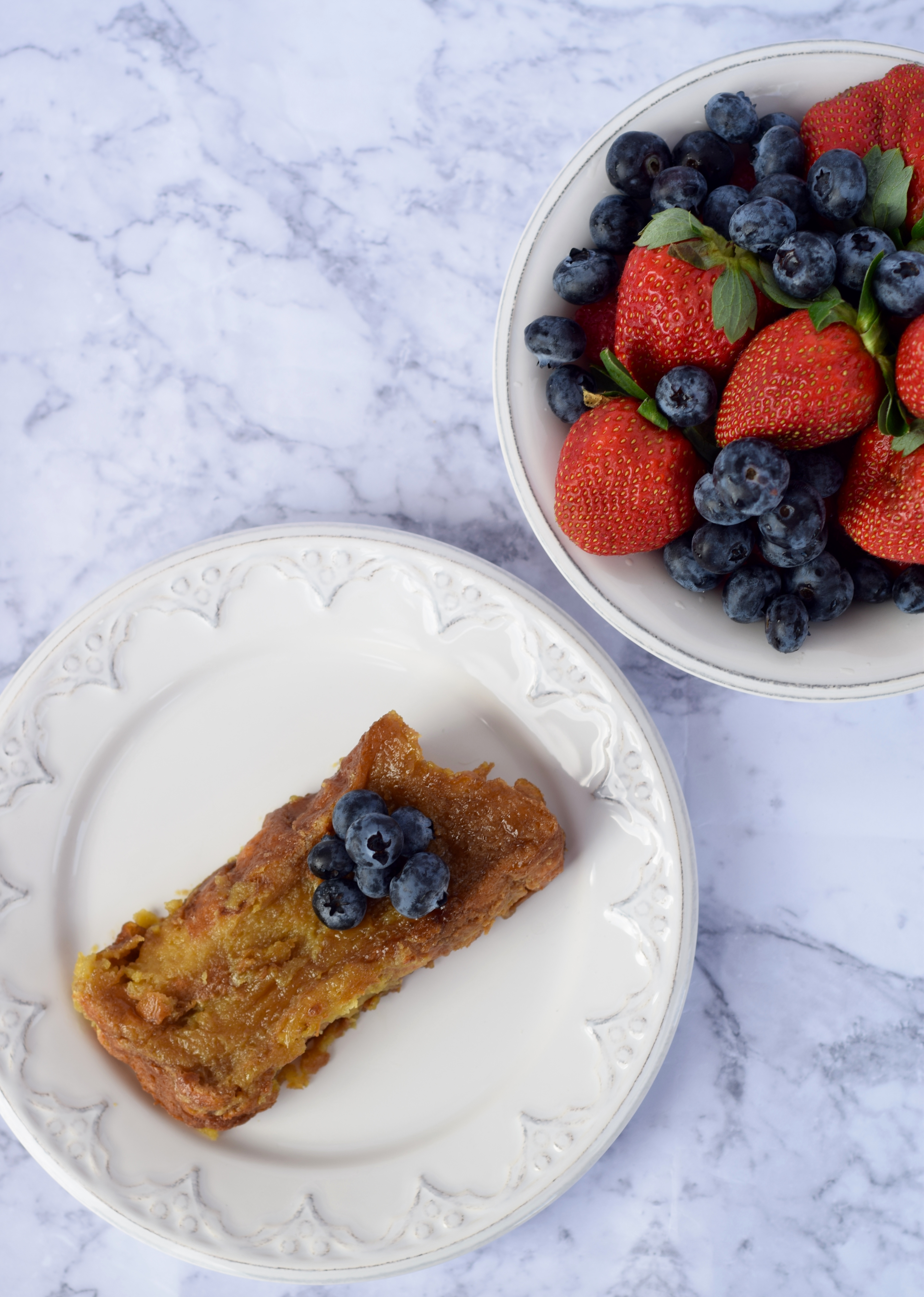 Berry Easy The Best Creme Brûlée French Toast Recipe