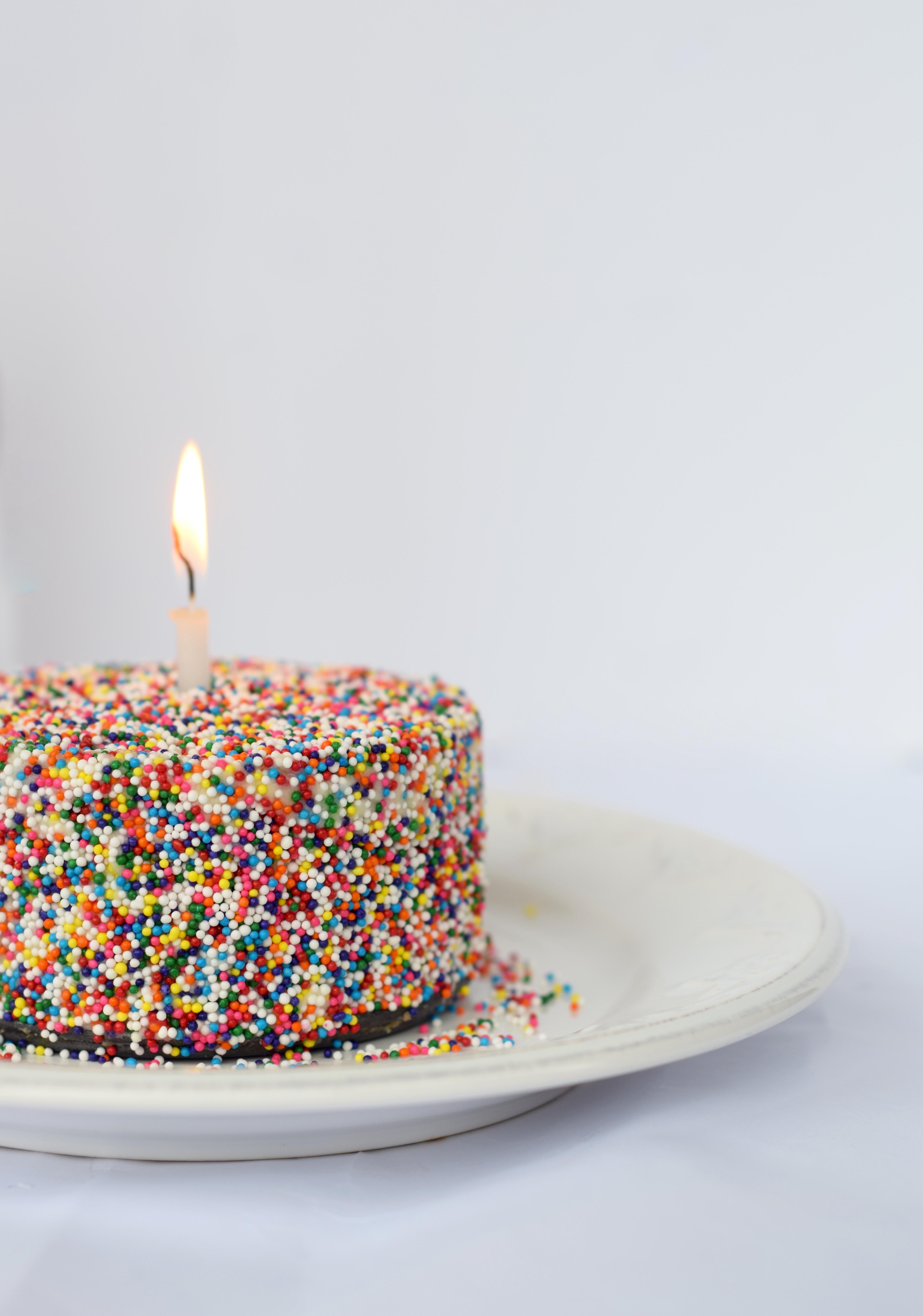 Mini Cake For One Recipe
