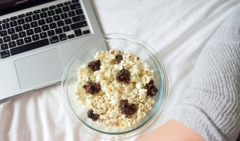 Homemade Buncha Crunch Recipe With SkinnyPop Popcorn