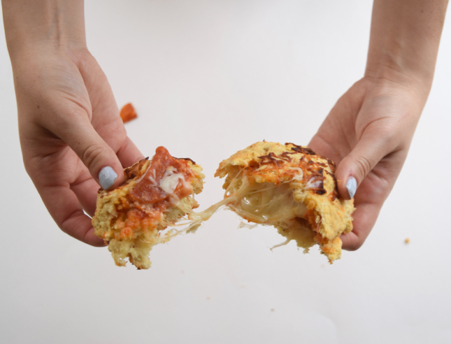 Pizza Scone Hybrid Recipe