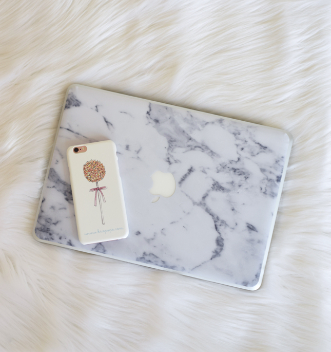 CaseApp Custom Laptop iPhone
