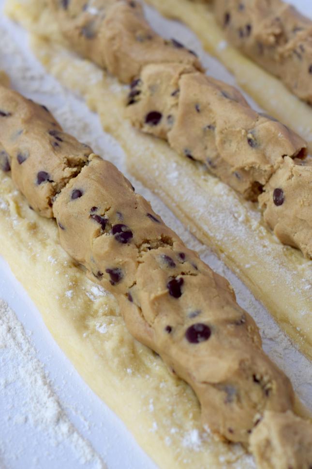 Best Chocolate Chip Cookie Dough Recipe