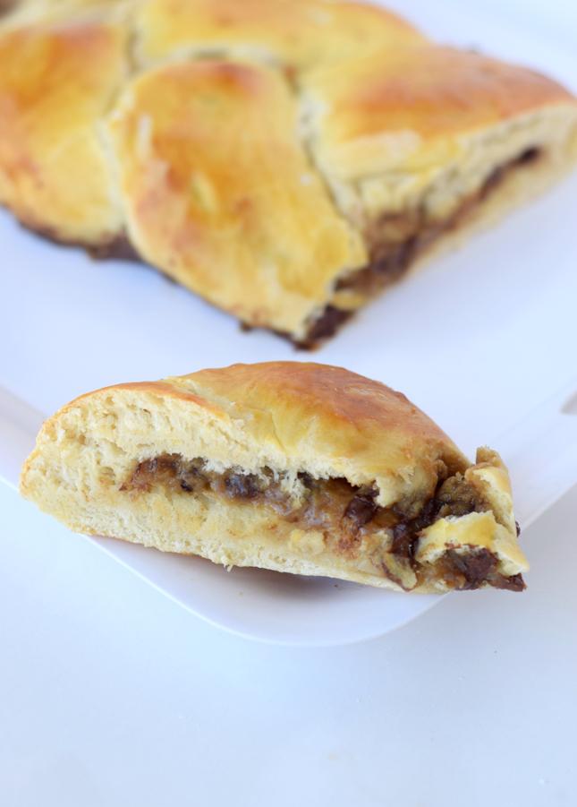Cookie Dough Challah Recipe - Public Lives, Secret Recipes