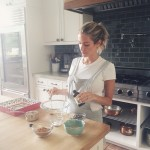 Public Lives: Kristin Cavallari | Secret Recipes: Almond Butter Sugar Cookies