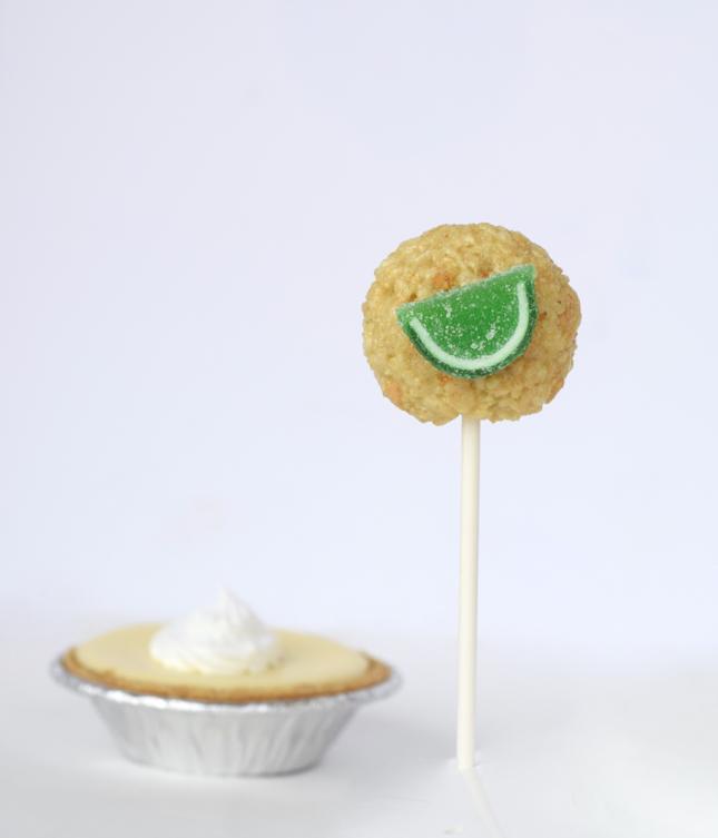 Key Lime Pie Cait's Crispops