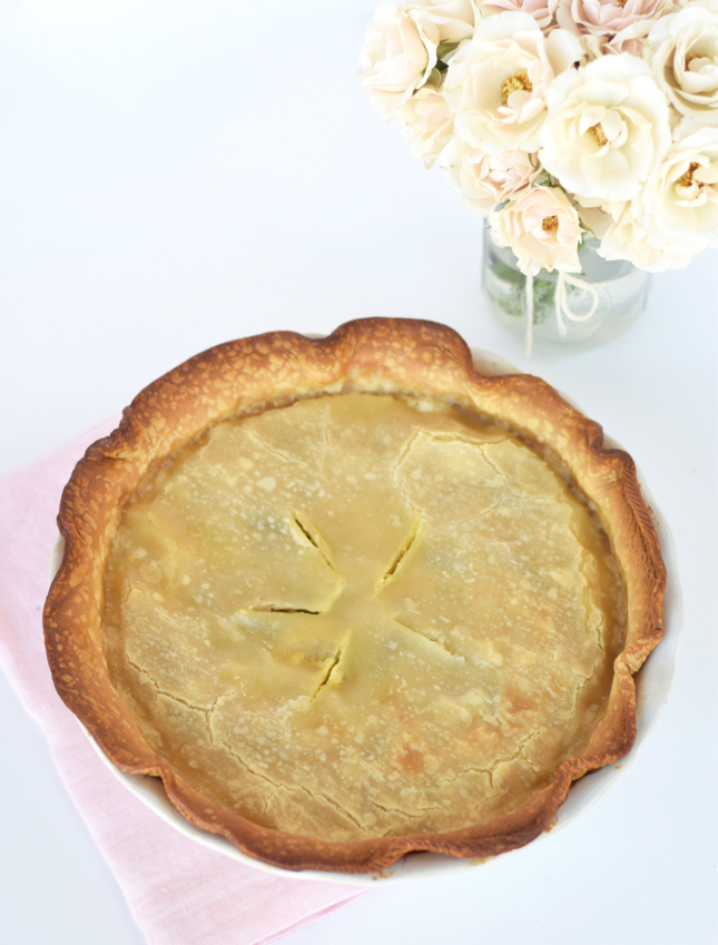 Lauren Conrad's Pie Recipe