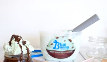 Over The Top Ice Cream Sundaes