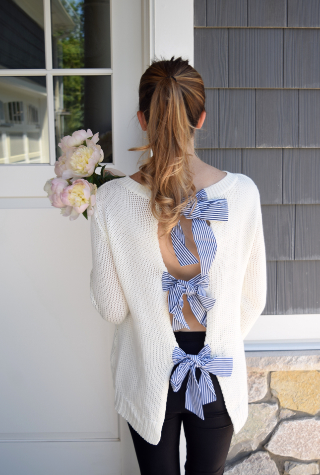 Paper Crown Sweater