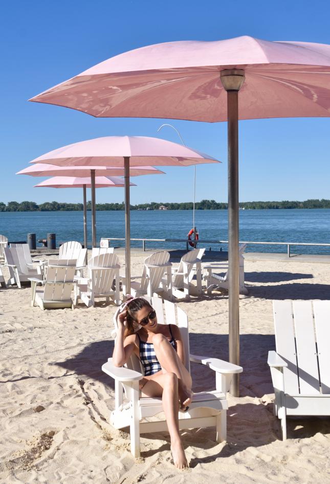 Pink Beach Toronto