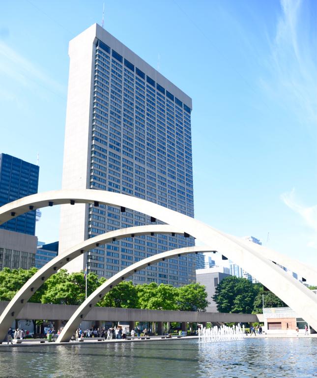 Sheraton Centre Toronto Hotel Review