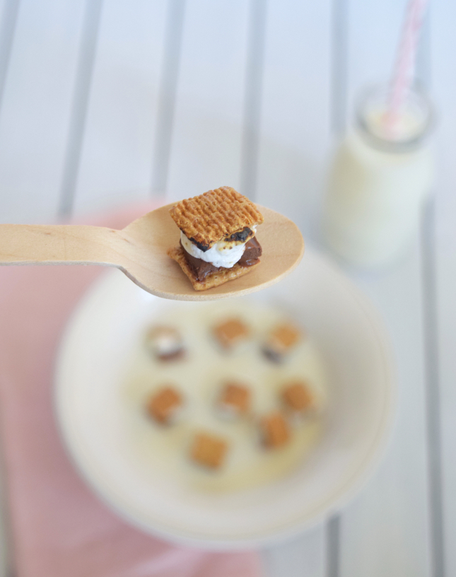 S'mores Cereal Recipe