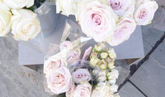 Bloor Street Flower Market