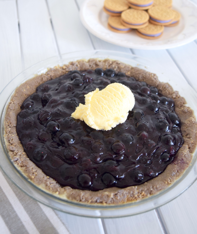 Blueberry Pie Crust Recipe