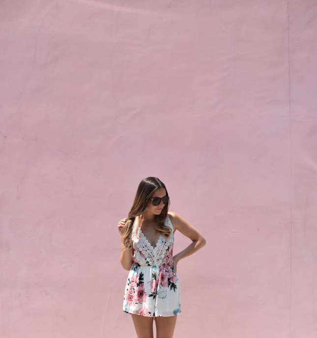 Pink Wall Fashion Blog