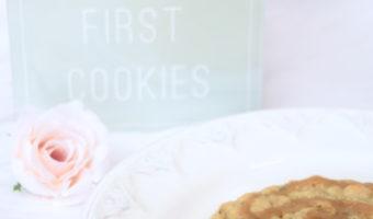 Lavender Caramel Cookies