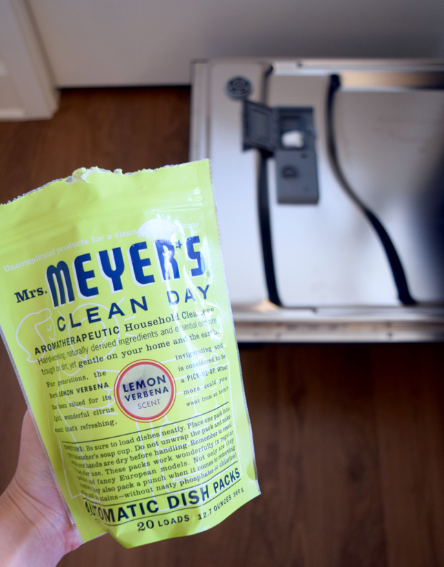 Mrs. Meyer's Cleaning Products Review