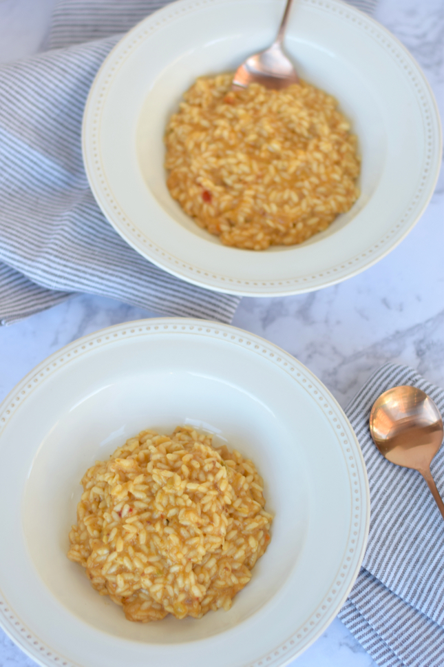 30 Minute Lobster Risotto Recipe