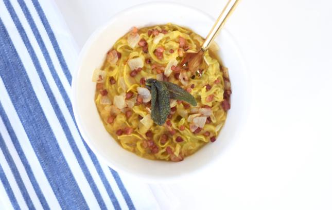 Fall Squash Pasta Recipe
