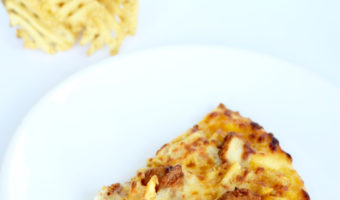 Fast Food Pizza Recipe