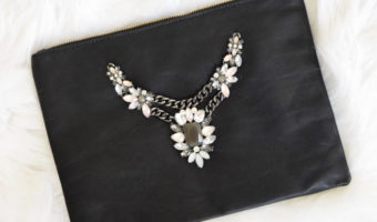 Michele Lee Designs Embellished Clutch