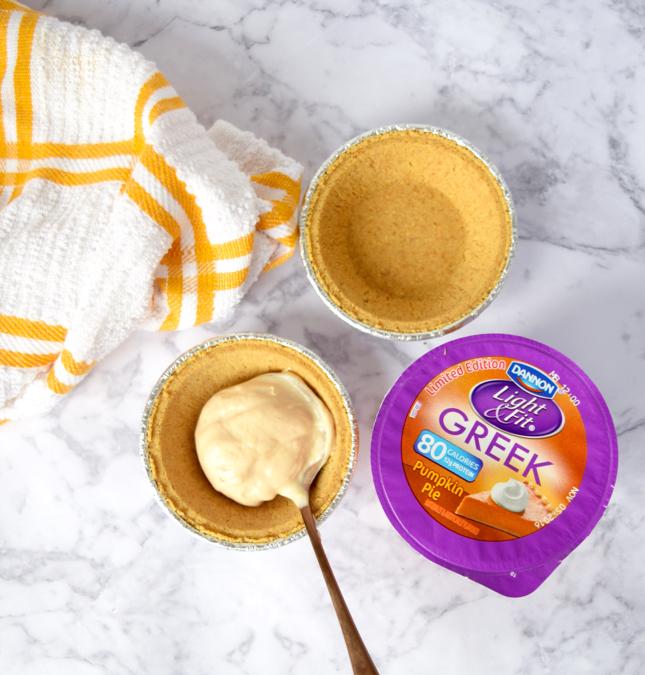 30 second easy and delicious mini pumpkin pie recipes