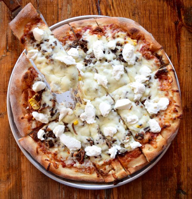 Roots Handmade Pizza Malt Crust Chicago
