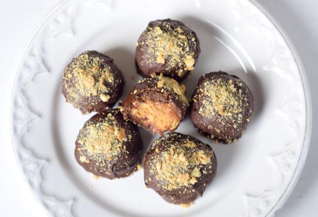 Smores Truffles Recipe
