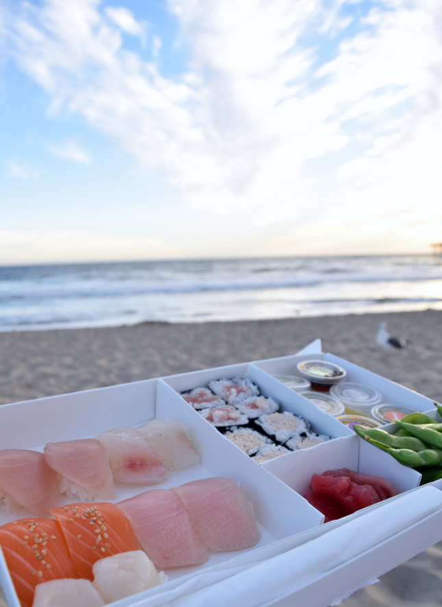 Sugarfish Sushi Los Angeles