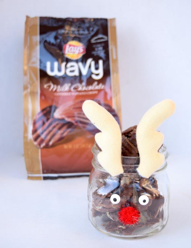 DIY Reindeer Mason Jar Tutorial