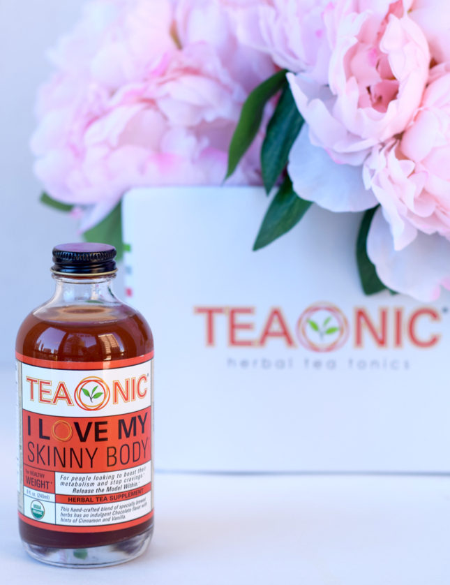 Review of Teaonic Detox Tea