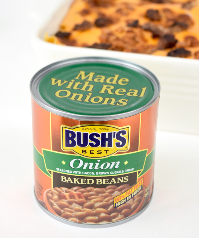 Bush's Beans Lasagna Recipe
