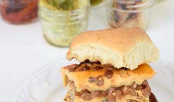 Cheeseburger Lasagna