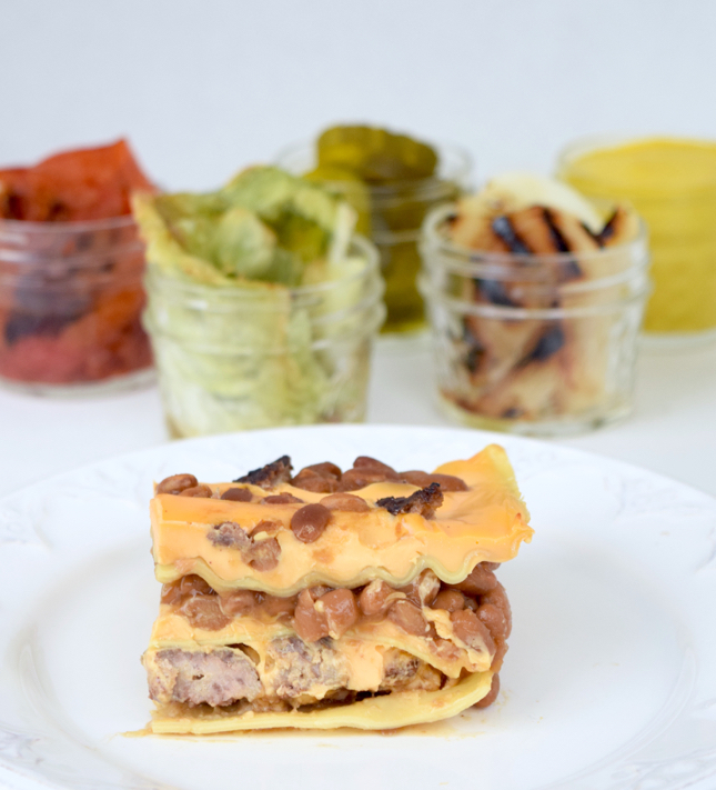 Cheeseburger Lasagna Recipe