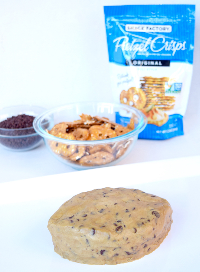 Cookie Dough Dip Recipe For The Superbowl