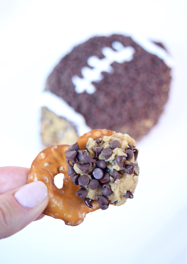 Cookie Dough Superbowl Recipe