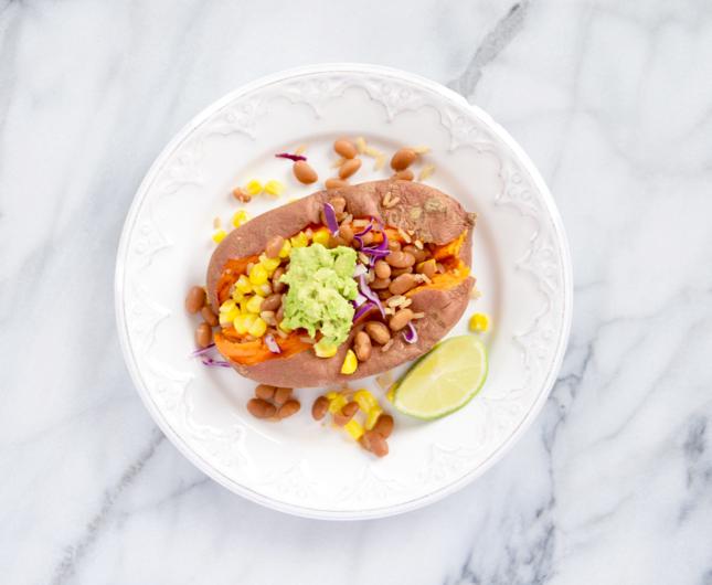 Easy Sweet Potato Avocado Taco Recipe