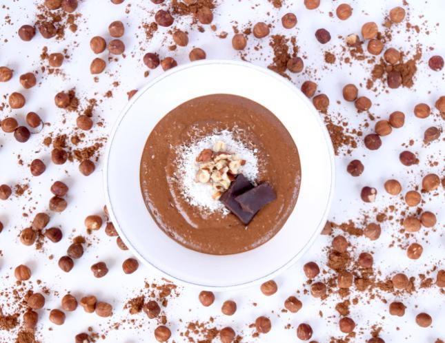 Nutella Smoothie Bowl Recipe