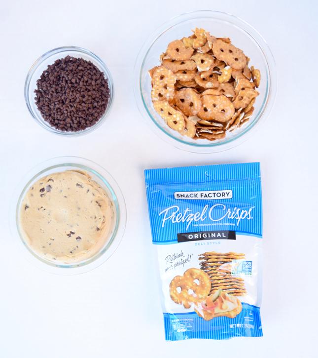 Pretzel Crisps Recipe