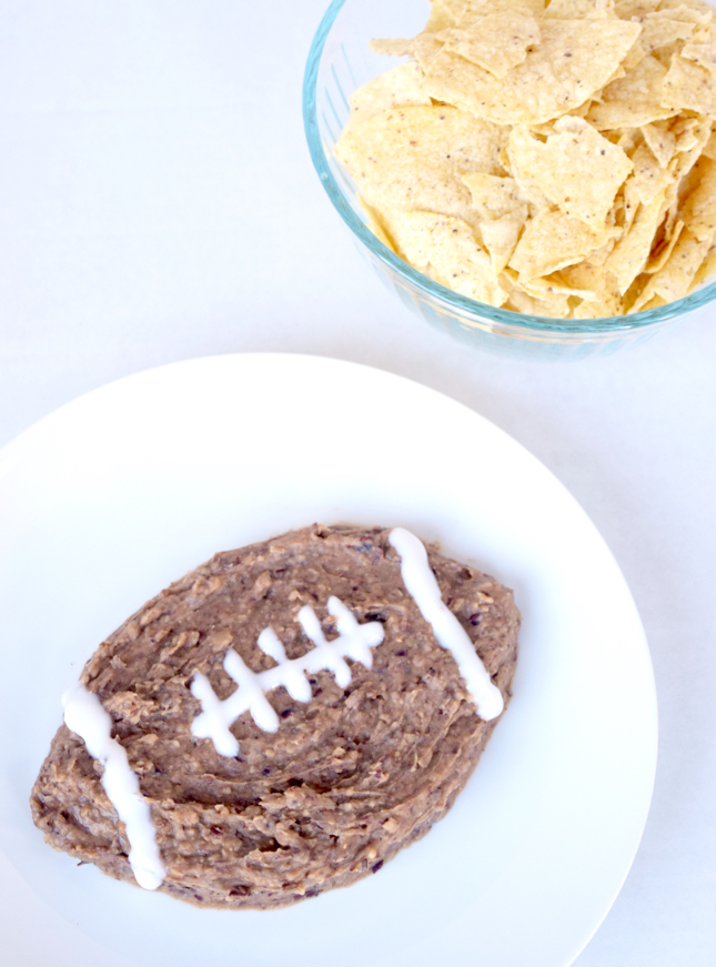 Superbowl Bean Dip Recipe