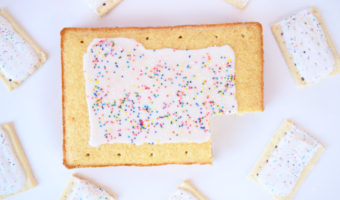 giant pop-tart cake recipe
