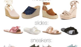 20 summer shoes you need