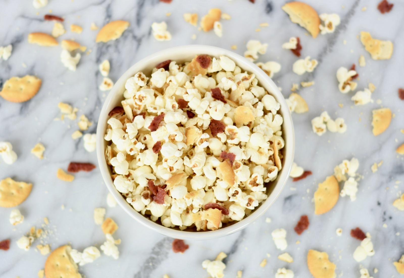 Breakfast Popcorn Recipe