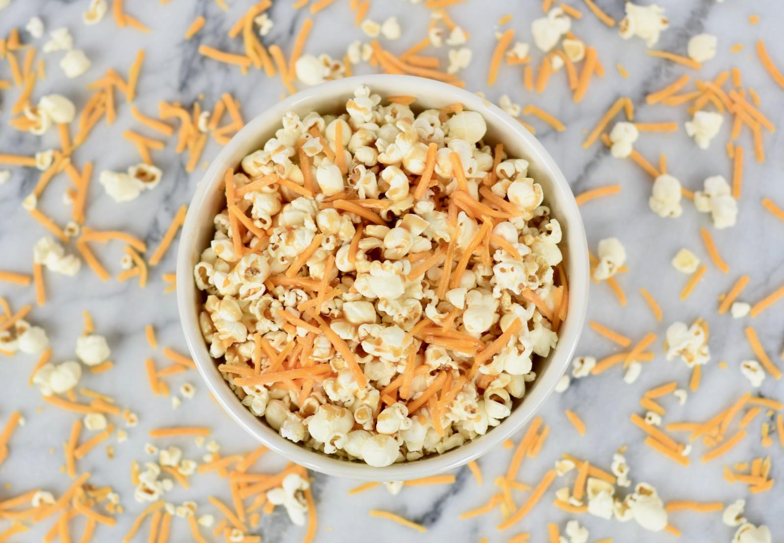 Chicago Popcorn Recipe
