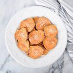 Garlic Parmesan Sweet Potato Chips Recipe