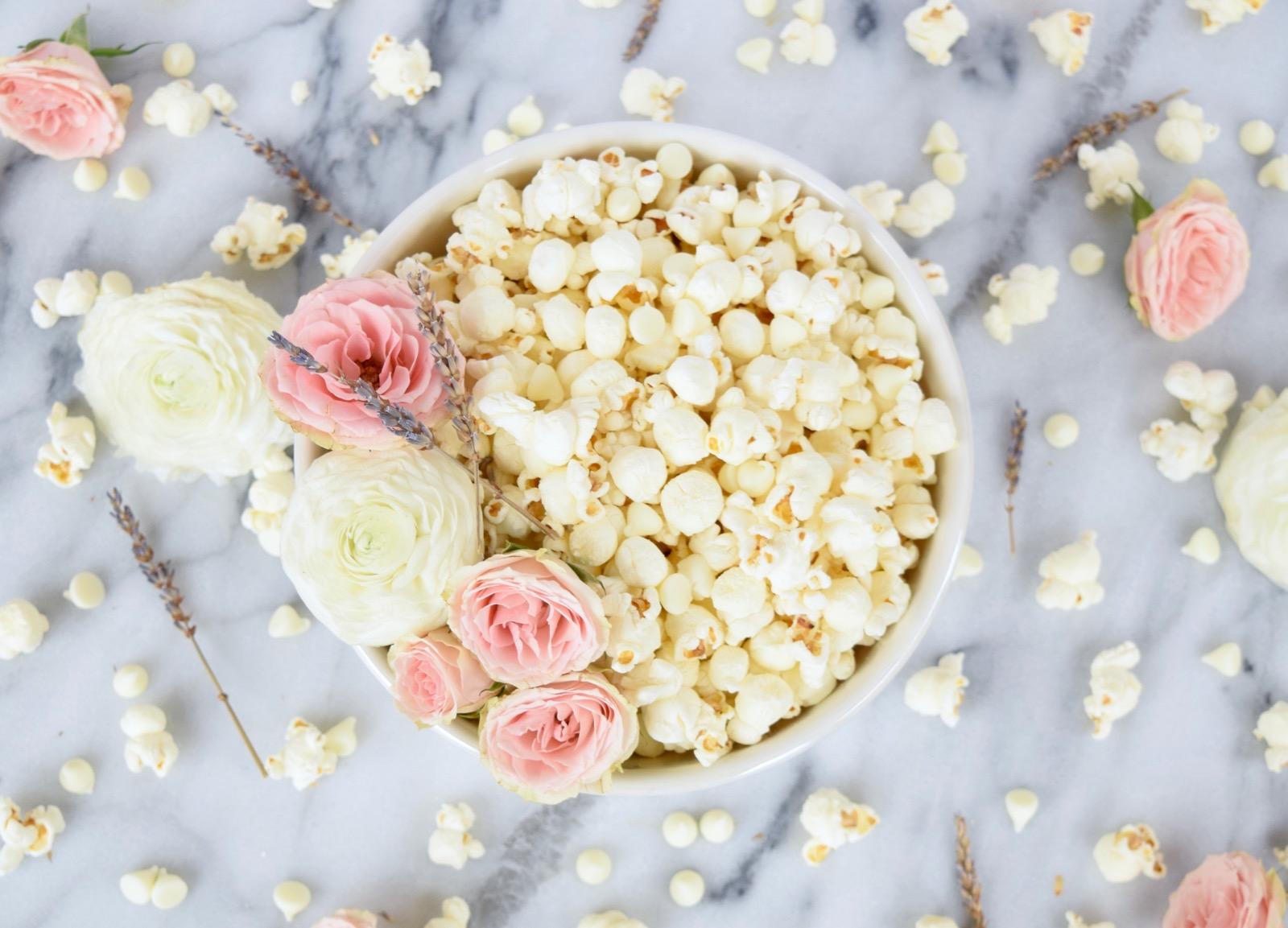 Summer Flower Popcorn Recipe